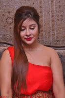 Payal Ghosh Looks Stunning in Red Half Shoulder Gown 043.JPG