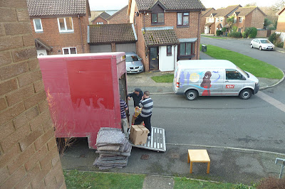 Moving house with a baby and a toddler