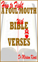 How to fight a foul mouth with Bible verses