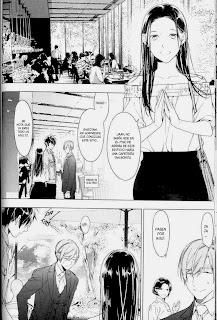 """Manga: Reseña de """"Ten Count #6"""" de Rihito Takarai  - Editorial Ivrea"""