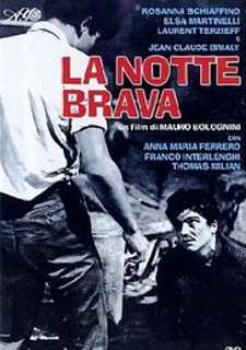 LA NOTTE BRAVA - THE BIG NIGHT - A LONGA NOITE DE LOUCURAS - 1959
