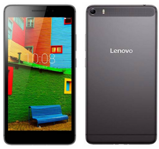 Tutorial Cara Flash Lenovo Lenovo Phab Plus PB1-770M