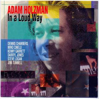 Adam Holzman - 1992 - In A Loud Way
