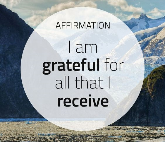 Daily Affirmations, positive reminders, Daily Affirmations - 3 November 2018