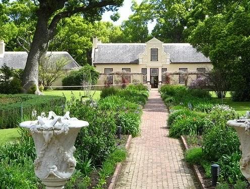 hortibus visite privee vergelegen garden afrique du sud. Black Bedroom Furniture Sets. Home Design Ideas