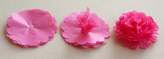 Flores De Papel China Paso A Paso