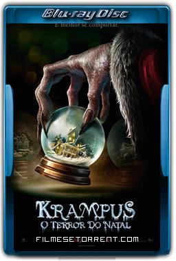Krampus O Terror do Natal Torrent 2016 720p e 1080p BluRay Dual Áudio