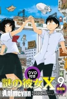 Nazo no Kanojo X: Nazo no Natsu Matsuri -  2012 Poster