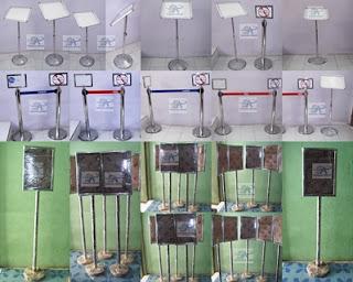 distributor tiang antrian