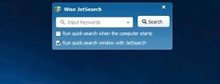 أفضل, أداة, للبحث, عن, الملفات, والمجلدات, على, الكمبيوتر, بسرعة, عالية, Wise ,JetSearch, اخر, اصدار