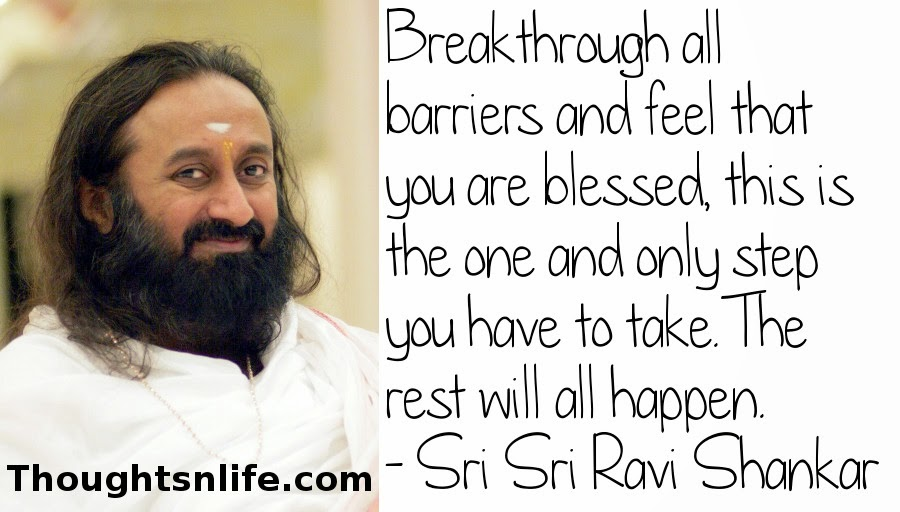 Art Of Living, Shri Shri Ravi Shankar,