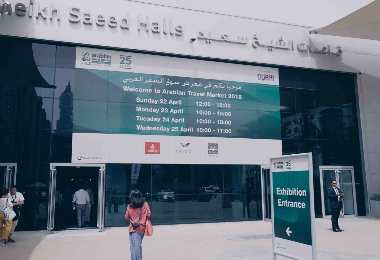 Arabian Travel Market Booths I Visited In 2018 The Thrift Trip A Mother And Daughter Lifestyle Travel And Parenting Blog