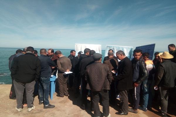 يوم تحسيسي لدعم وتعزيز فرص التشغيل ببلدية سيدي عبد الرحمان
