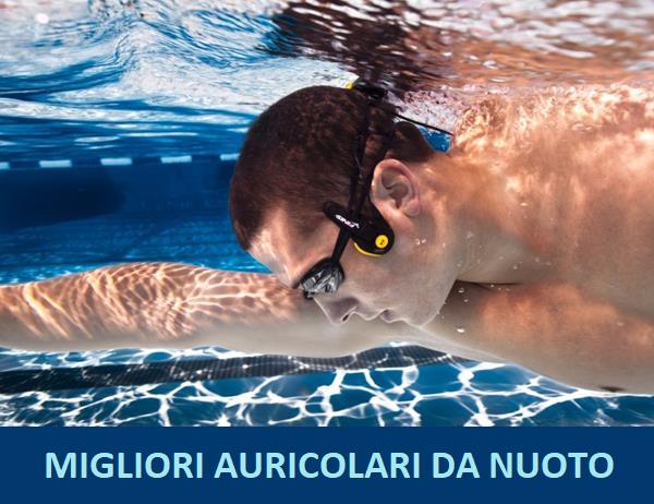 ... cuffie bluetooth impermeabili del 2018 che puoi acquistare per nuotare.  MIGLIORI%2Bauricolari%2Bda%2Bnuoto 0ce735d85802