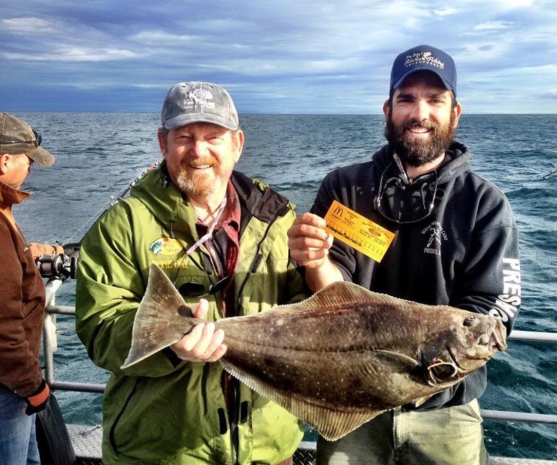 International fishing news alaska homer halibut for Usa fishing report