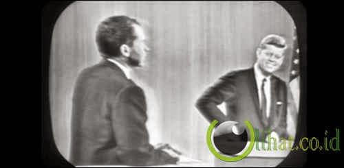 Debat Calon Presiden AS Pertama Disiarkan TV (1960)