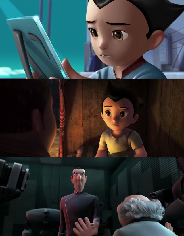 Astro Boy (2009) HD 720p Latino Dual