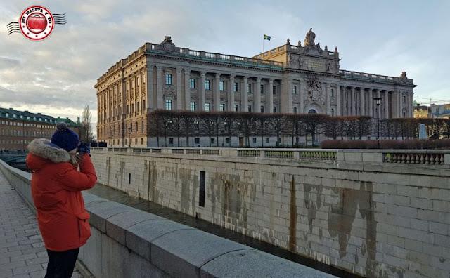 Parlamento, Estocolmo, Suecia
