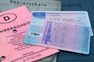 اختبار كتابي لشهادة السياقة في المانيا
