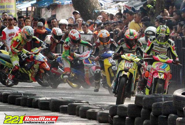 Menilik Daftar Kota di Jawa Timur yang Aktif Gelar Event Road Race
