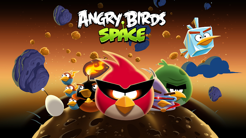 12 Wallpaper Angry Birds Terbaru title=