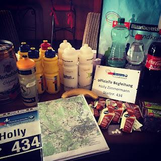 Holly Zimmermann Verpflegung Ultramarathon Mom Regensburg Landkreislauf Running