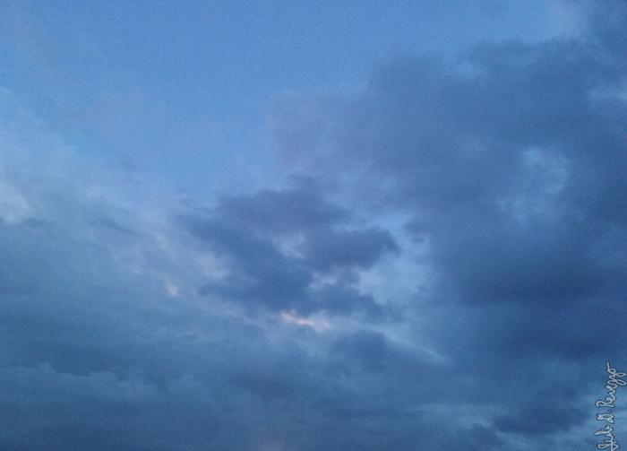 sunset by Juli D. Revezzo