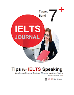 IELTS Journal_Tips for ielts speaking