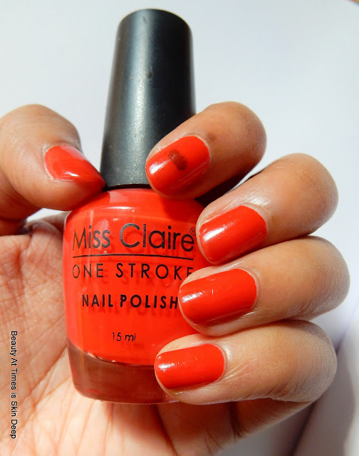 Miss Claire One Stroke Nail Polish 90