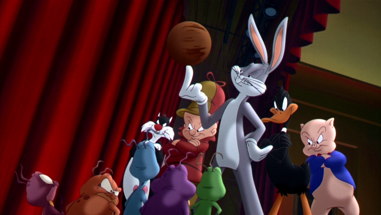 looney tunes pictures quotspace jamquot part 1