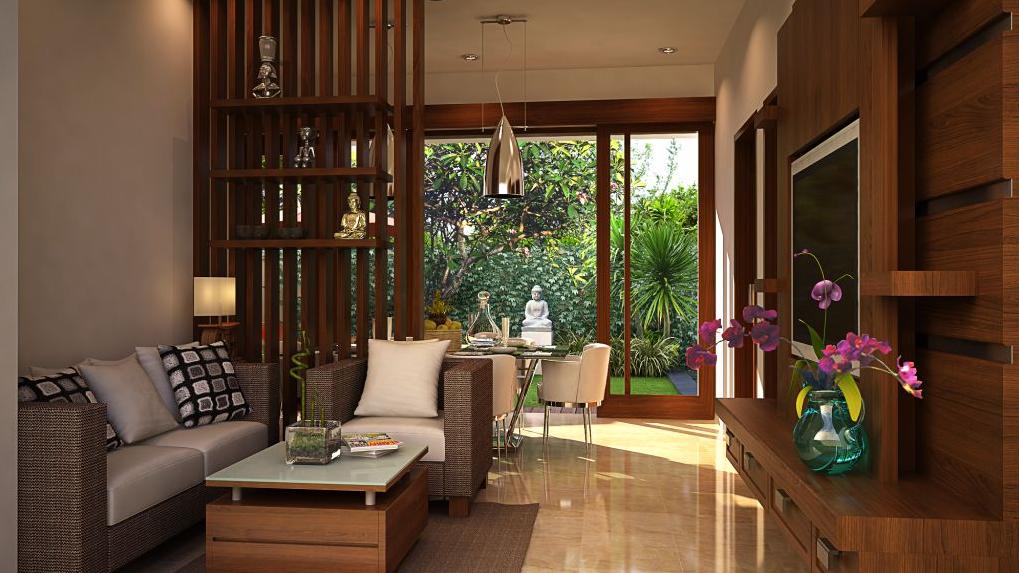 Gaya Oriental Pada Design Interior Rumah Minimalis Yang Menawandidik