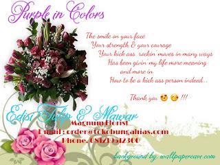 Love Letter Magnum Florist Mawar Online Jakarta