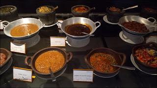 Aneka sambal dari seluruh Nusantara