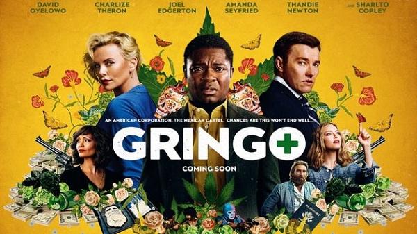 film maret 2018 gringo