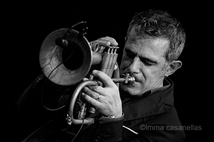 Paolo Fresu, Nova Jazz Cava, Terrassa, 22 de març del 2018