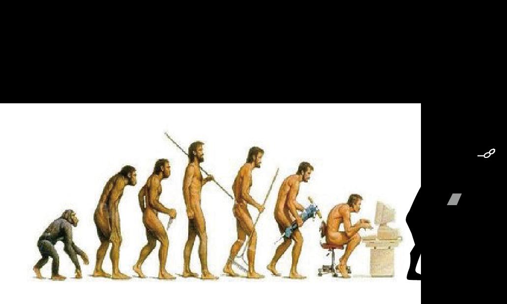 KNLog: 人間はそれでも進化する