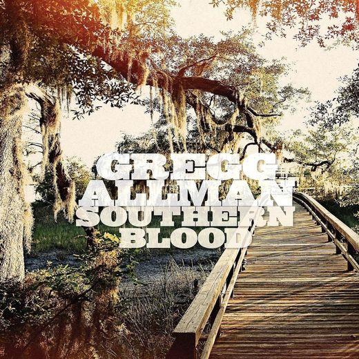 GREGG ALLMAN - Southern Blood (2017) full