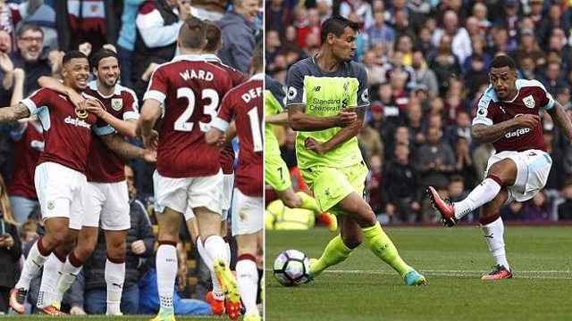 [Video] Cuplikan Gol Burnley 2-0 Liverpool (Liga Inggris)