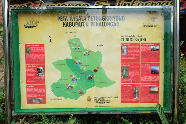 peta wisata petungkiyono