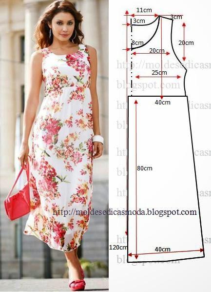 4ed8be09f12 Платье+выкройка .(8 часть)
