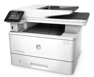 HP LaserJet Pro MFP M426fdw Drivers Download