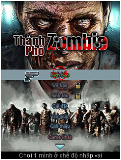 Game thanh pho zombie