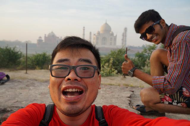 Tukang Jalan Jajan dan Patel, Mehtab Bagh, Agra, India