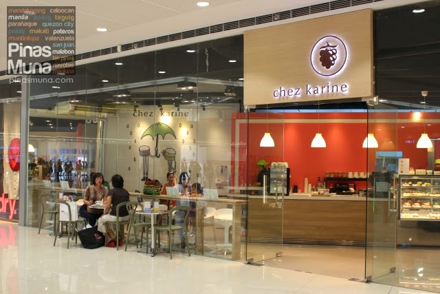 Chez Karine Bakery at Mega Fashion Hall