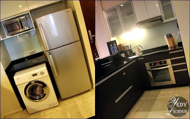 Oakwood Manila / Kitchen