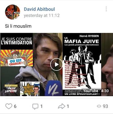 david abitboul