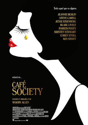 Cartel de Café Society