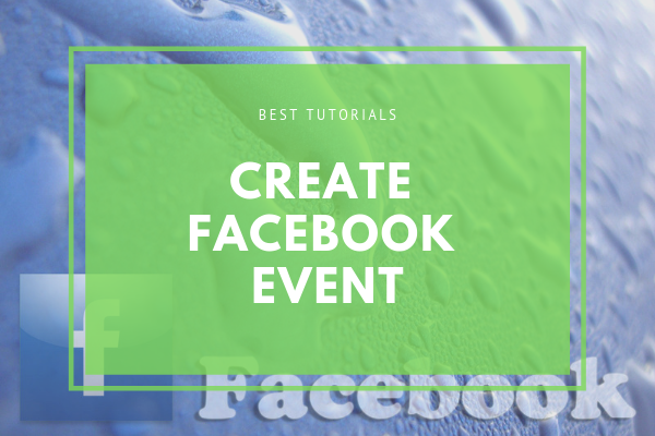 How Do You Create A Facebook Event<br/>