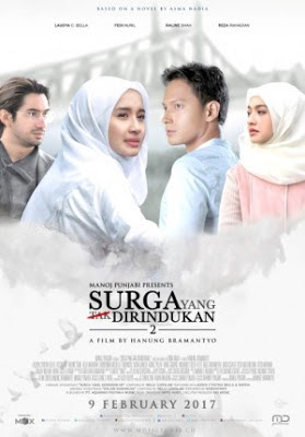 Streaming Surga Yang Tak Dirindukan 2 Gratis Full Movie