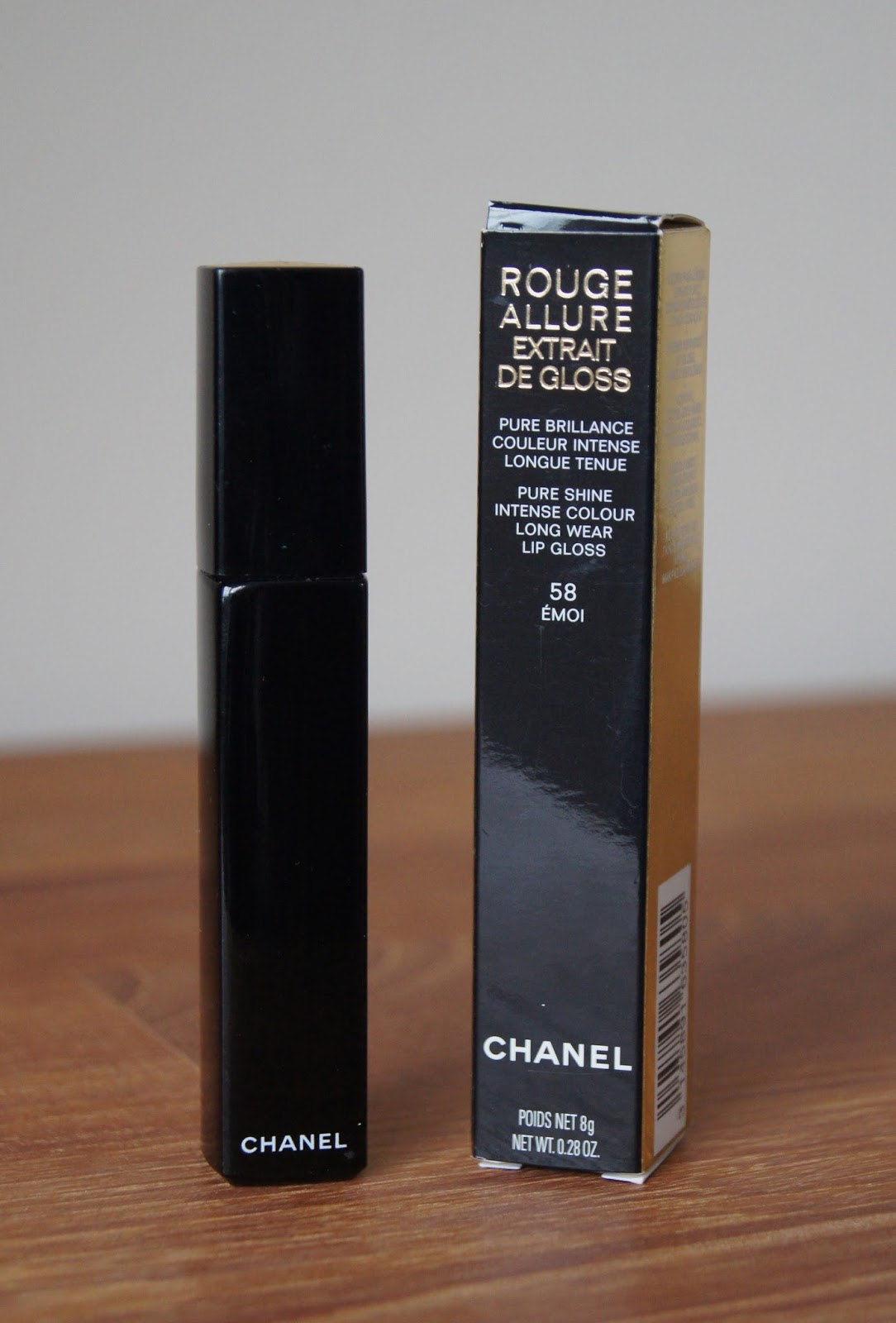 chanel rouge allure lip gloss emoi